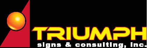Triumph Signs